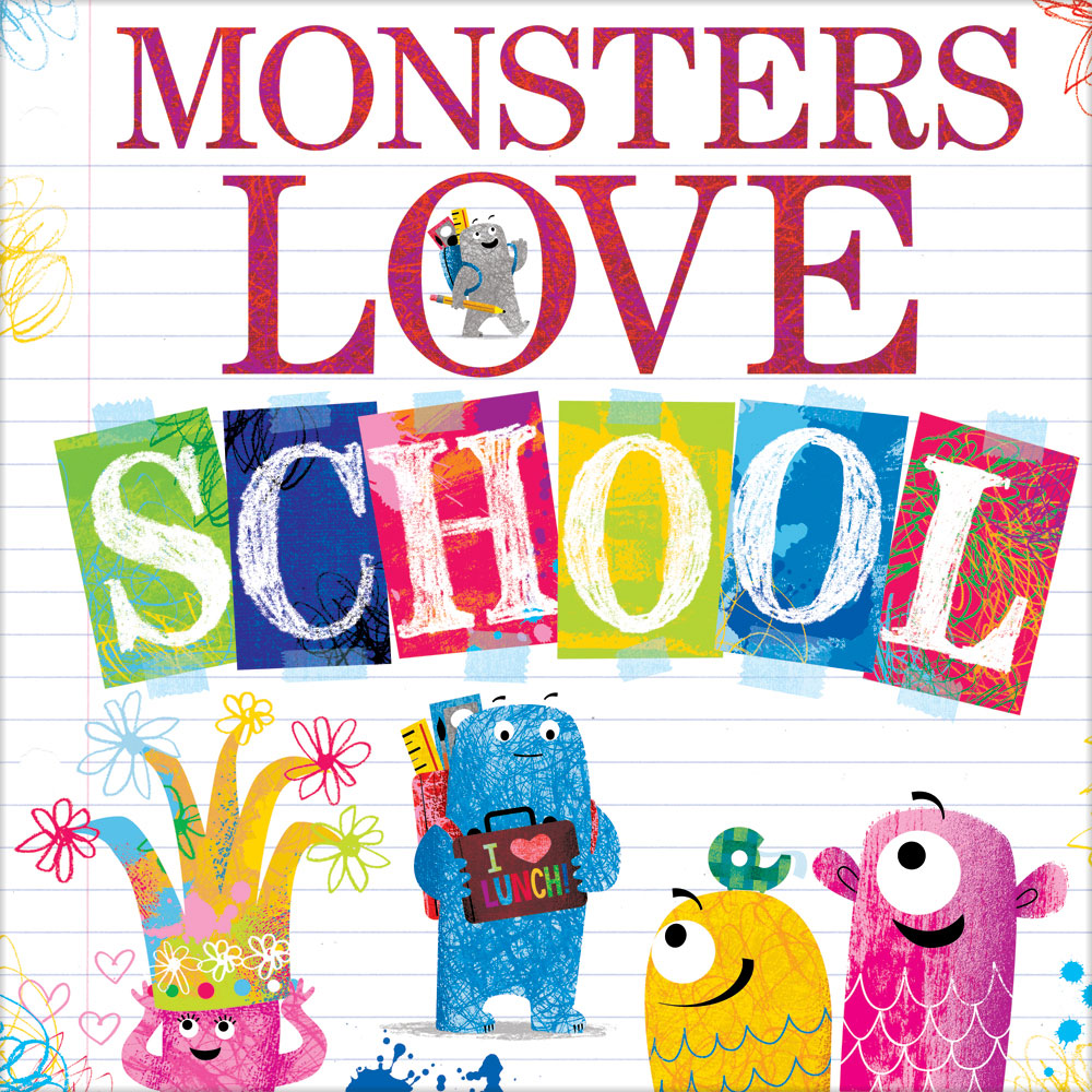 Monsters Love School - Mike Austin