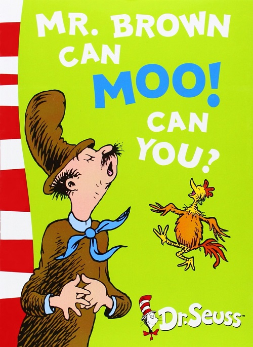 Favourite Dr Seuss Books for Speech Therapy - Book Share Time