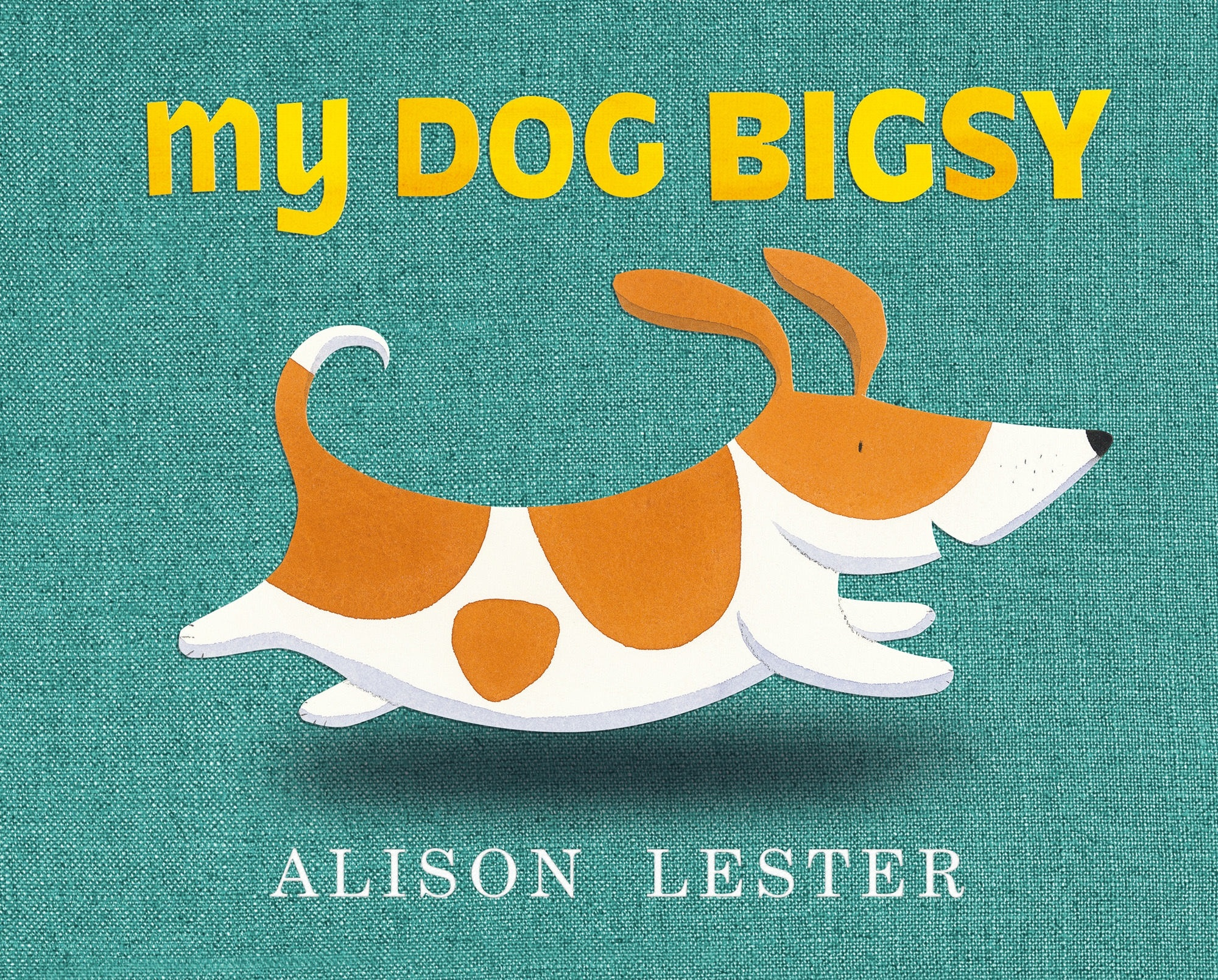 My Dog Bigsy by Alison Lester cover image