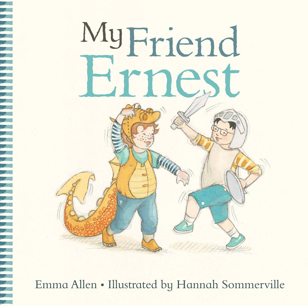 My Friend Ernest - Emma Allen