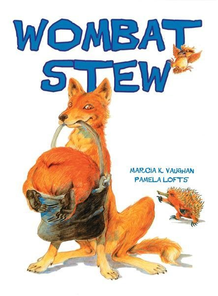 Wombat Stew Marcia Vaughan