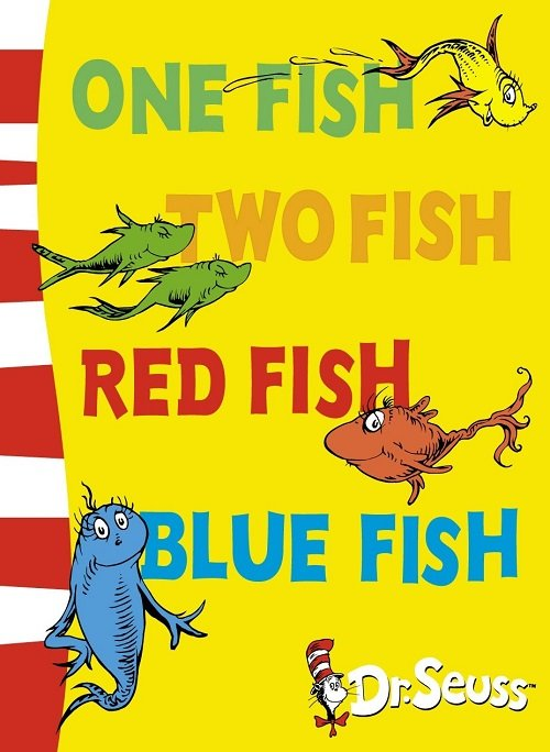 one fish two fish red fish blue fish full pdf