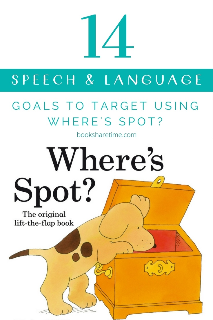 Where's Spot? - Book Share Time
